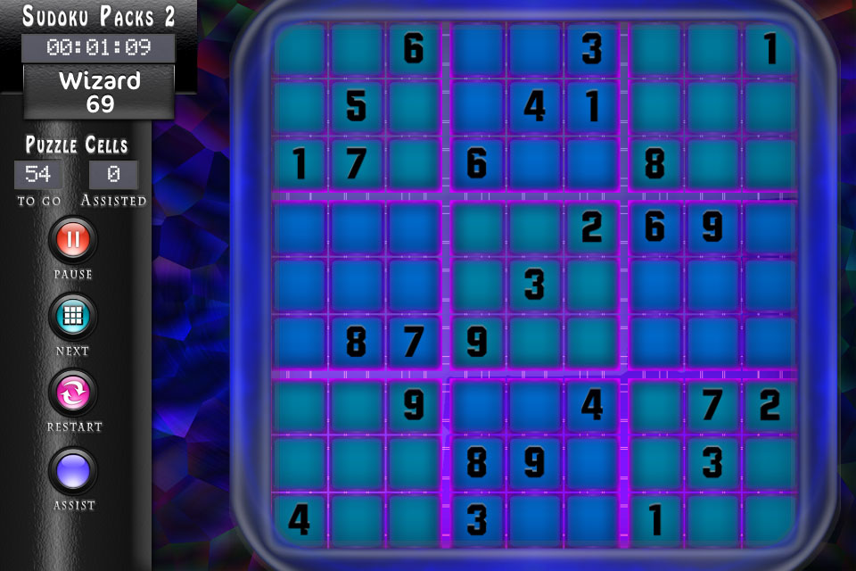 Sudoku HD Magic Theme